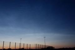 Noctilucent clouds 6th June 2020