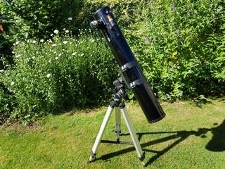 Telescopes for Loan to Young People