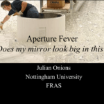 Aperture Fever – does my mirror look big in this?